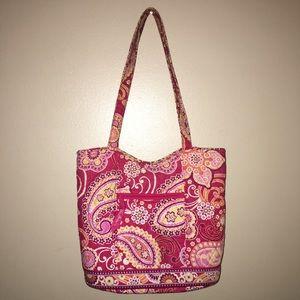 Medium sized Peisley Vera Bradley bag